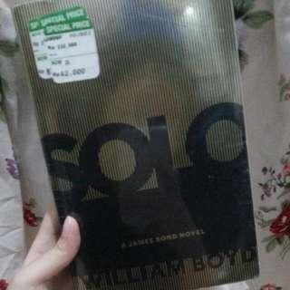Solo A James Bond Novel By William Boyd