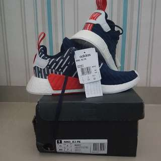 NMD_R2 PK ORIGINAL NAVY WHITE
