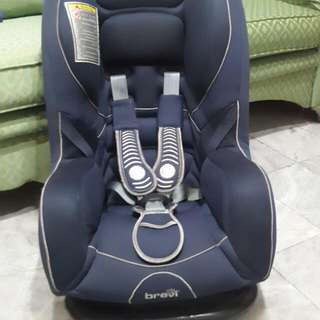 Car Seat Brevi