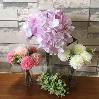 園藝家飾💐仿真花花束💐