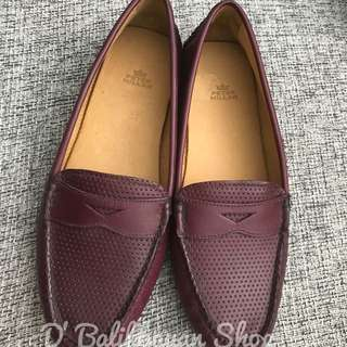 """Peter Millar """"Lisa Classic Perforated Loafer"""""""