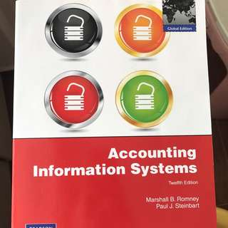 Accounting information Systems ACC1006