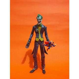 Joker Arkham Asylum Figure #jualmainan