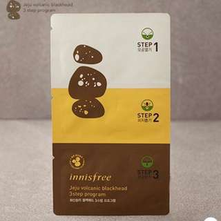 Innisfree 3 Step Program