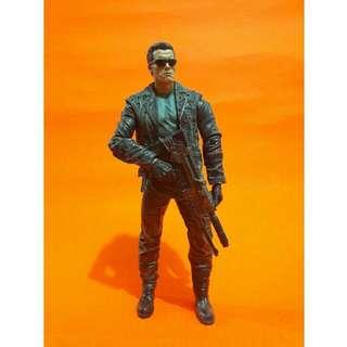 T-800 Terminator 2 NECA (Ori) #jualmainan