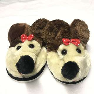 bedroom Slippers MINNIE/MICKEY mouse (adult/kids)
