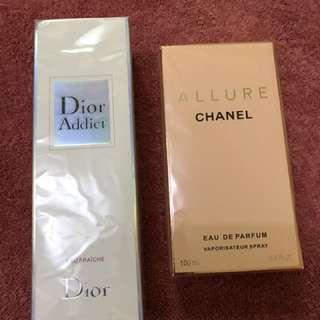 Authentic Dior Addict perfume
