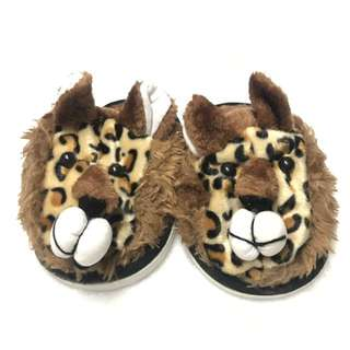 Bedroom Slippers LION (adult/kids)