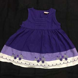 sunny baby dress