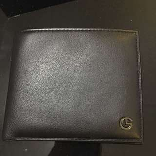 Gold Lion Wallet