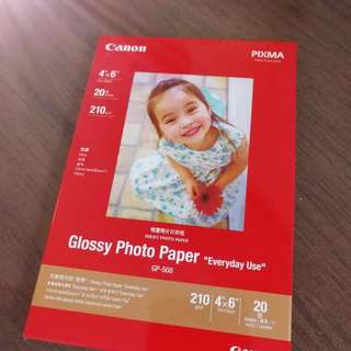 Glossy Inkjet Photo Paper