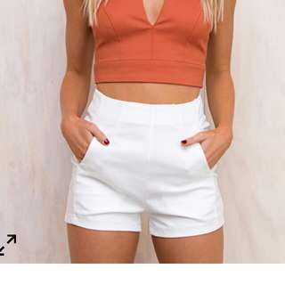 Crop Shorts