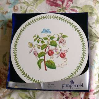 6 Brand new Round Portmeirion Placemats