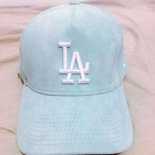New Era棒球帽 LA字樣