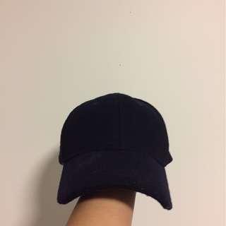 Unisex Blue Cap