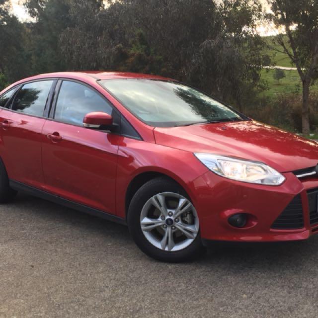 2014 Ford Focus Trend Auto 2.0L Petrol