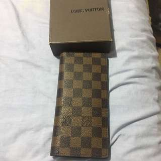 Men's LV Breast Wallet