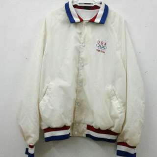 Vintage 1988 Olympic Jacket USA Team