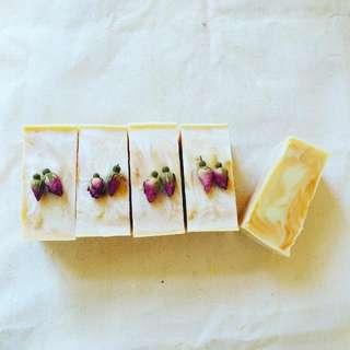 玫瑰紅麴皂