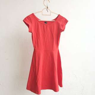 Cotton On Red Dress