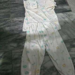 薄長袖童裝