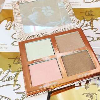 The Wet Set - Pressed Illuminating Powder