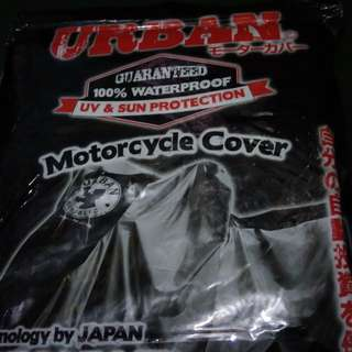 URBAN MOTORCYCLE COVER STANDARD