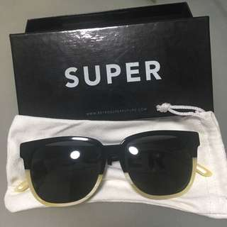 Super Retrosuperfuture Sunglasses 太陽眼鏡 Ysl Celine Lv Gucci Prada Rayban Paul Hermes Chanel Levis Nike Reebok Diesel Adidas Moncler Ck Jeans Shoes Wallet Bags Leather Givenchy Lanvin