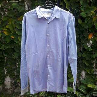 X.S.M.L Two-Toned Shirt