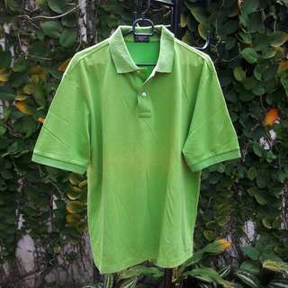Giordano Green Polo Shirt