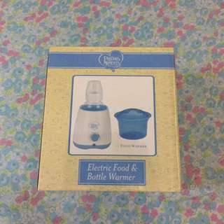 PM baby electric bottle and food warmer