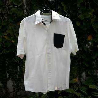 Humphrey Two Toned Shirt