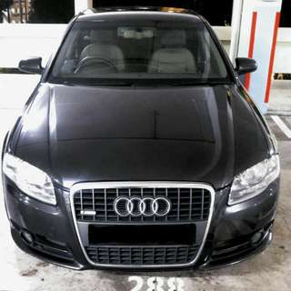 Limited Time Promotion: Audi A4 for Rent $488 Weekly Only!