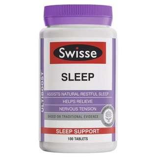 Swisse Sleep 睡眠片 100片