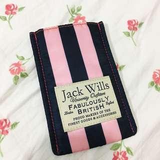 (90% New) Jack Wills Phone Case 手機套