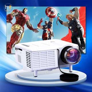 UC28 Unic Portable Mini Ultra HD Projector Cinema Streaming Free Delivery in All NCR Area Cash On Delivery Nationwide