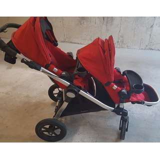 City Select Stroller - Single/Double
