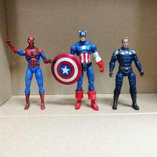 Marvel Universe Set 3.75 Inch.