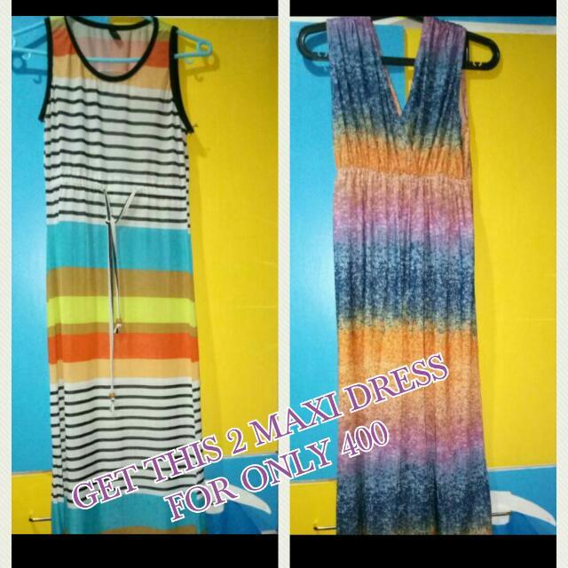 2MAXI DRESS