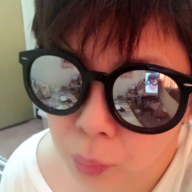 反光太陽眼鏡
