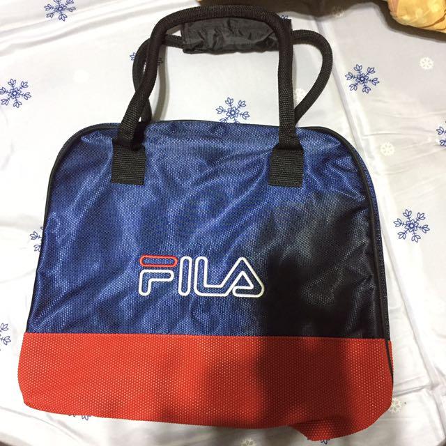 全新 FILA手提袋