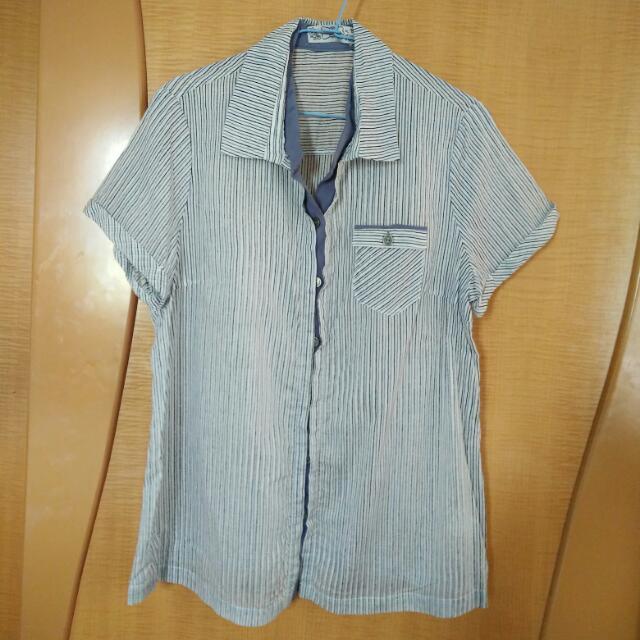 巧比專櫃 純棉襯衫,XL