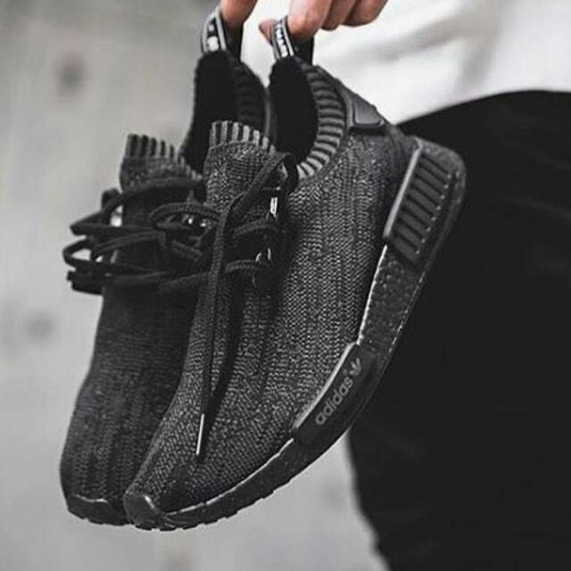 df3ecb549 Adidas Nmd R2 Pitch Black
