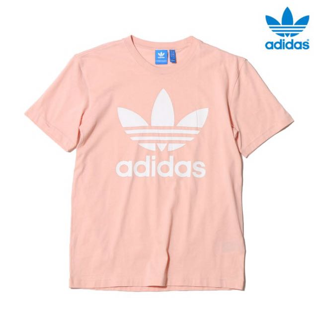 Adidas Original Tee Pink