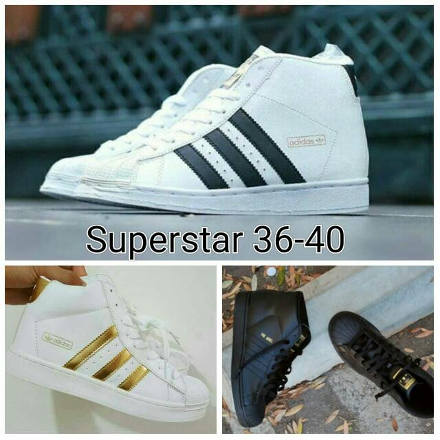 Adidas Superstar Shoes (sepatu ADIDAS)