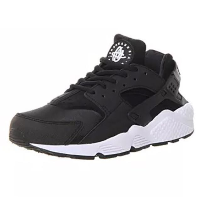 Air Huarache Run Nike 黑武士鞋