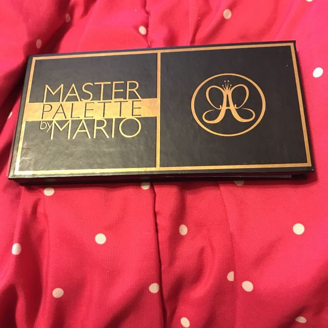"ANASTASIA BEVERLY HILLS ""MASTER BY MARIO"""