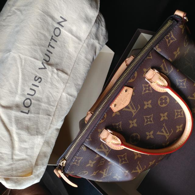 Authentic LV Bag With Complete Inclusions/official Receipt