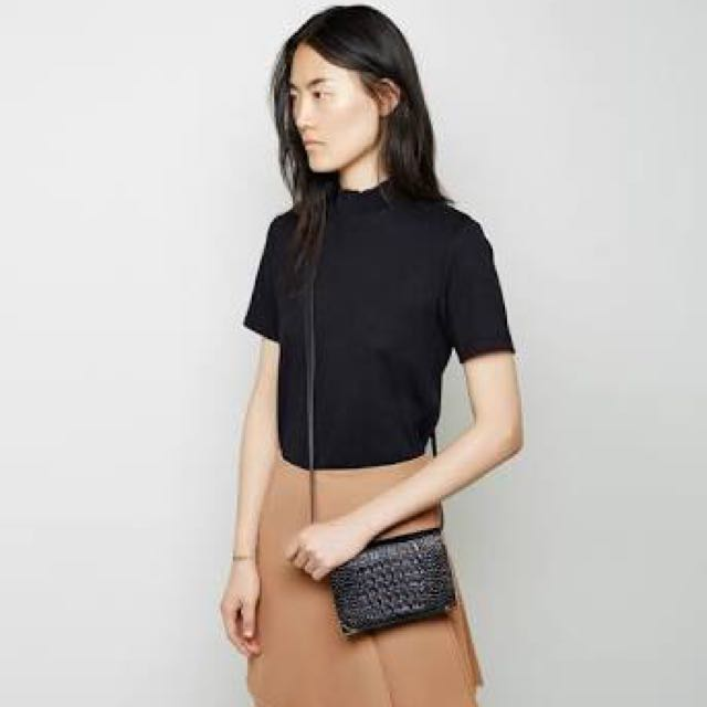 aythentic alexander wang prism bag