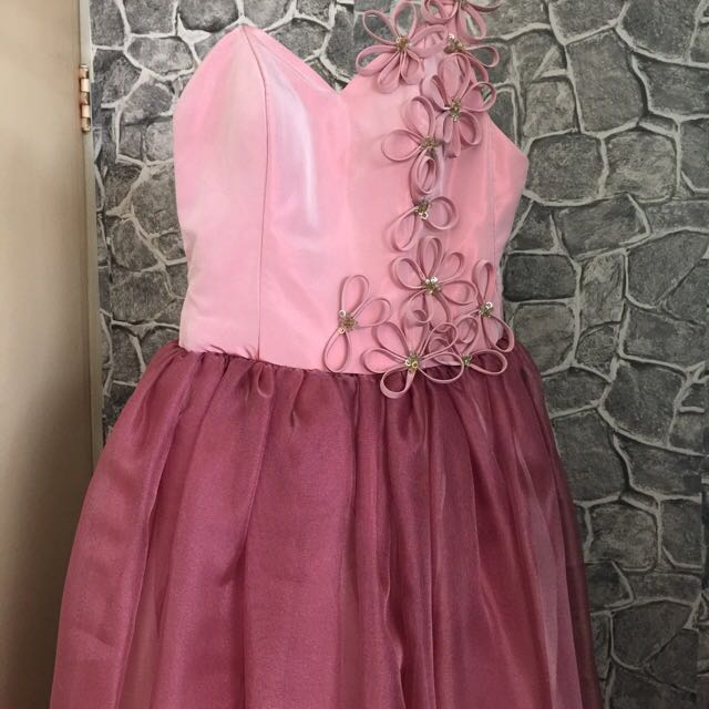 Ball Gown Perfect For Debuts